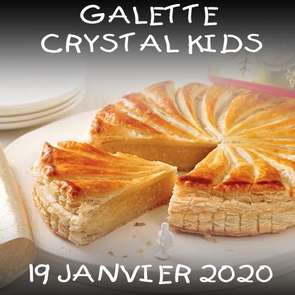 Galette Crystal Kids